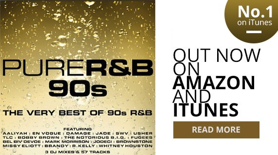Pure RNB 90's - OUT NOW - No1 on iTunes